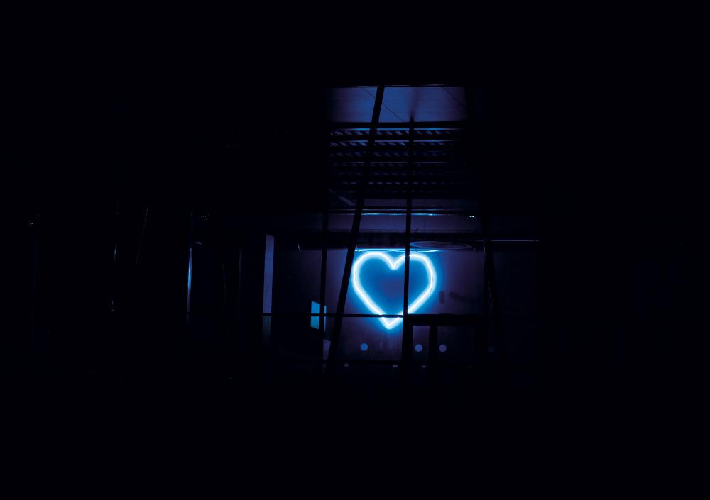 Amour Vandale, oeuvre de Vincent Carlier, 1% artistique, restaurant universitaire Thérèse Menot, campus Vanteaux, Limoges